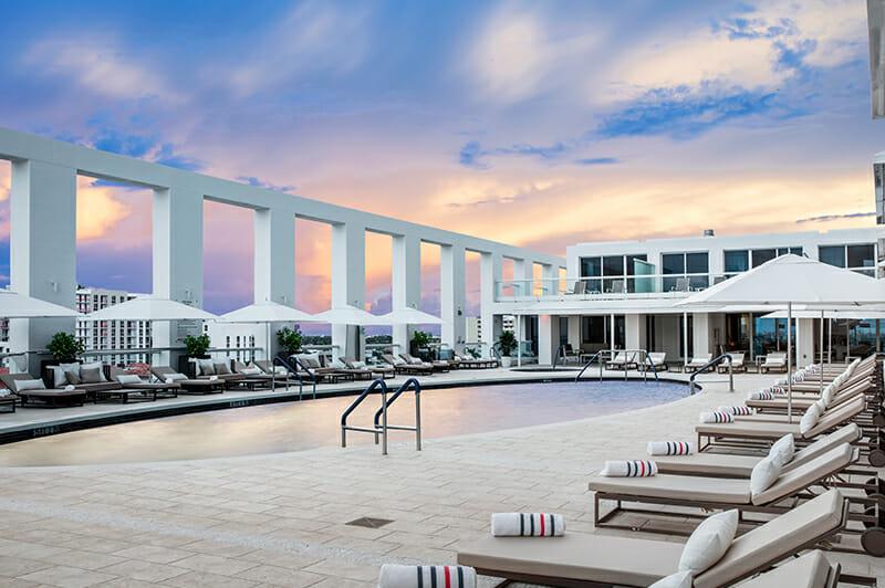 A lot of soul at Conrad Fort Lauderdale Beach resort