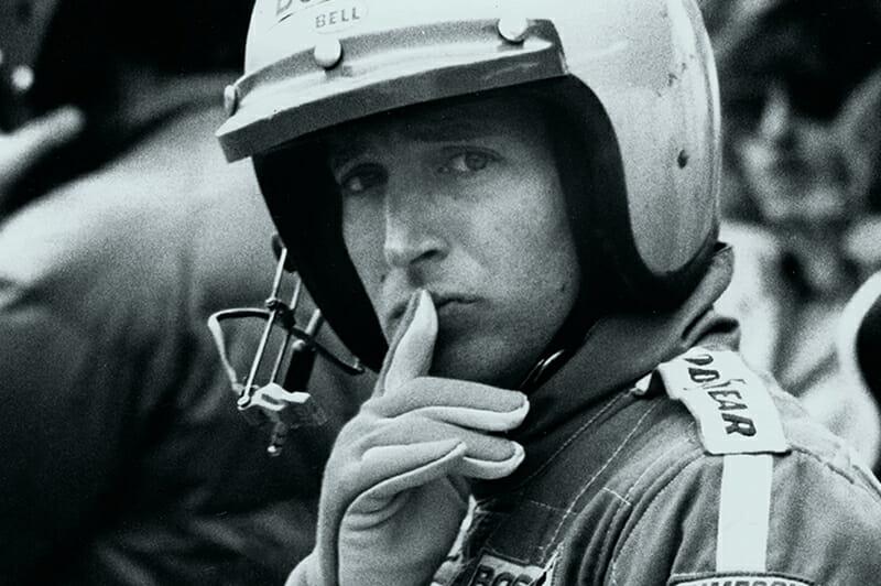 Racing Legend Hurley Haywood
