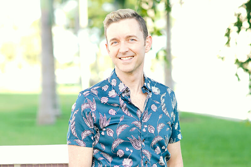 Buyer & Cellar's Matthew Buffalo (October 2018)