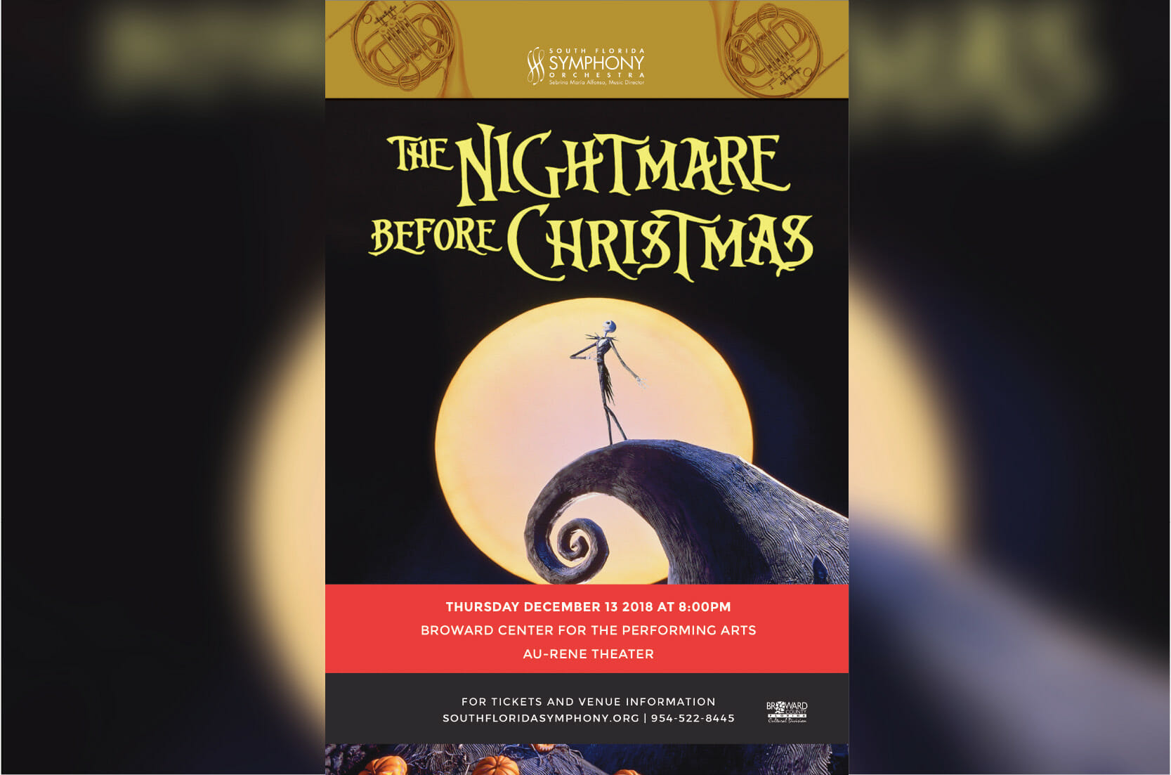 A Spooky Holiday Spectacular