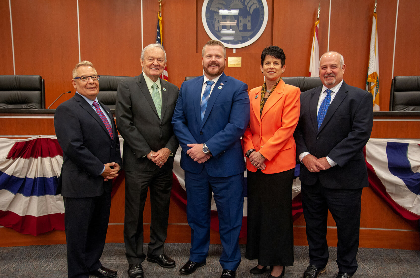 The Leaders of Wilton Manors Government (February)