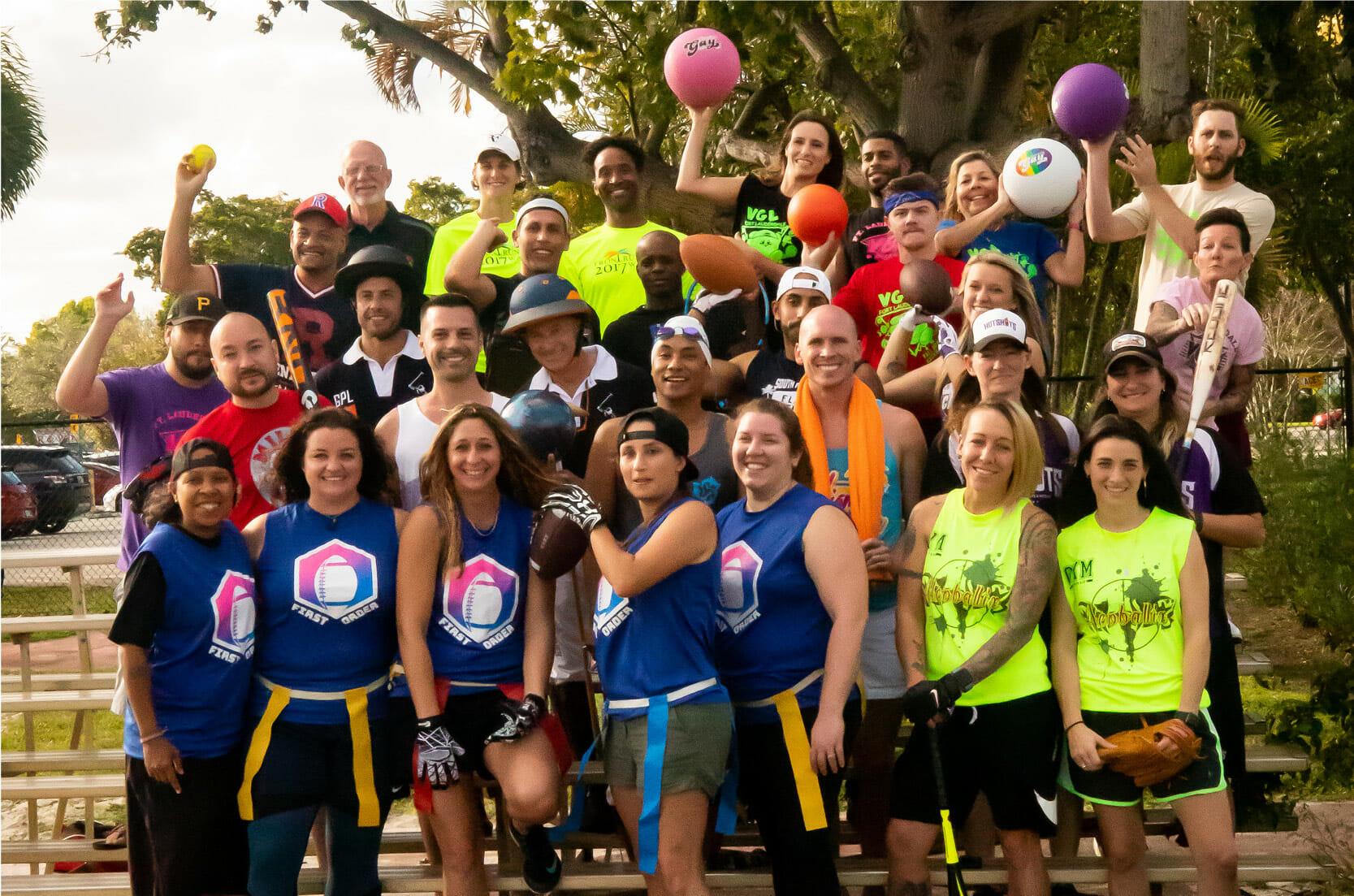 The South Florida LGBTQ Sports Scene (March)