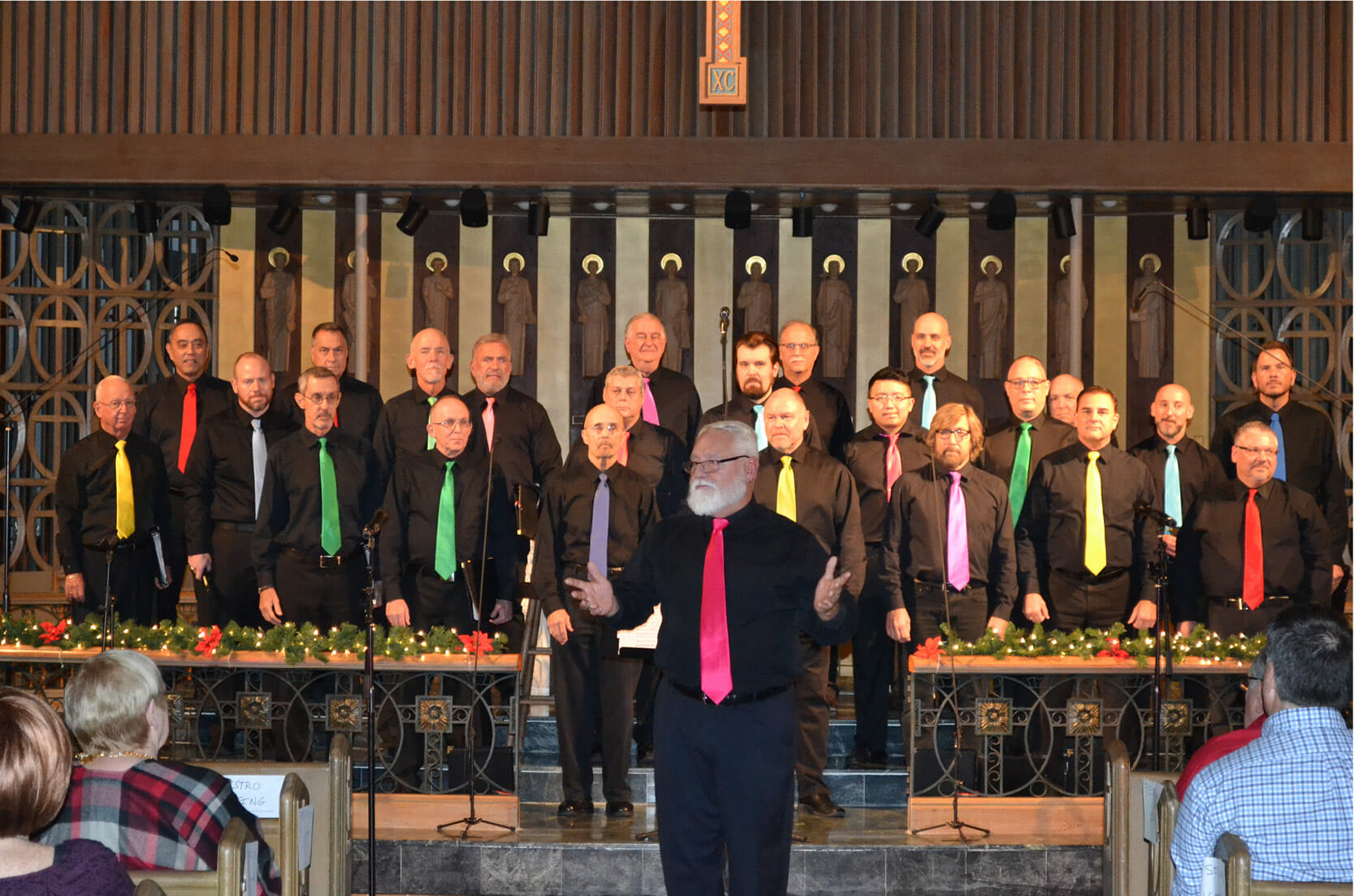 Fort Lauderdale Gay Men' s Chorus Honors Legacy of Matthew Shepard