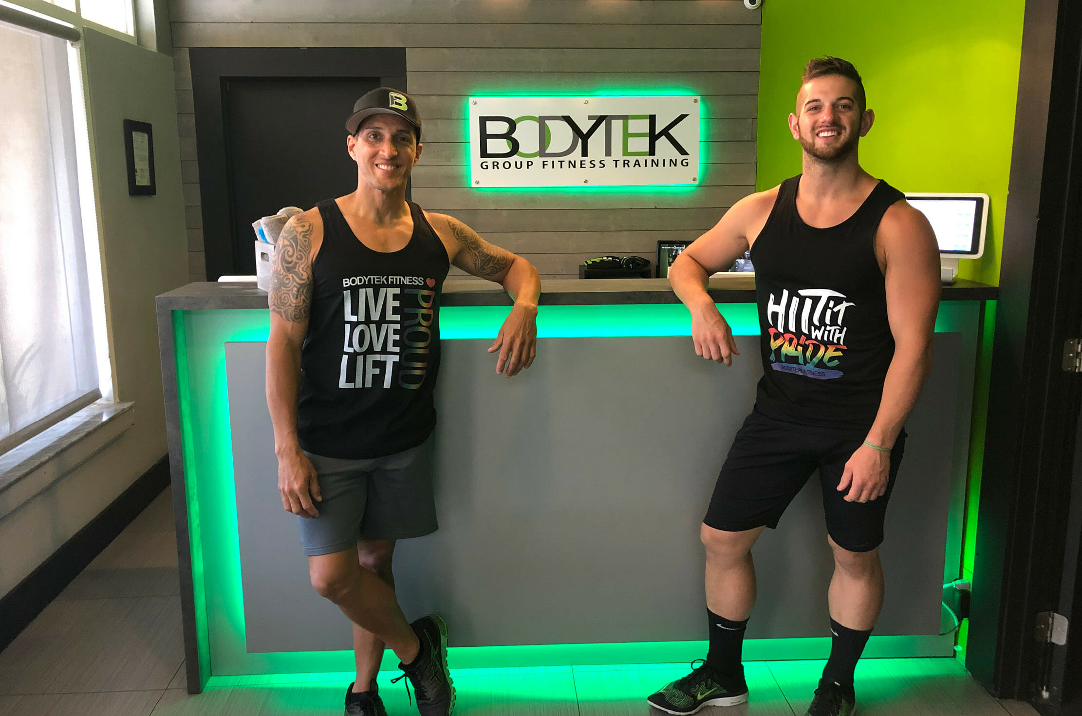 Health, Fitness, and a Model for a Successful Small Business
