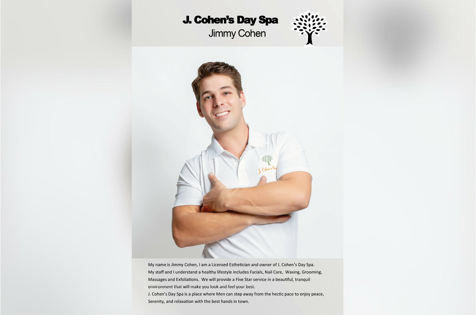 J. Cohen's Day Spa