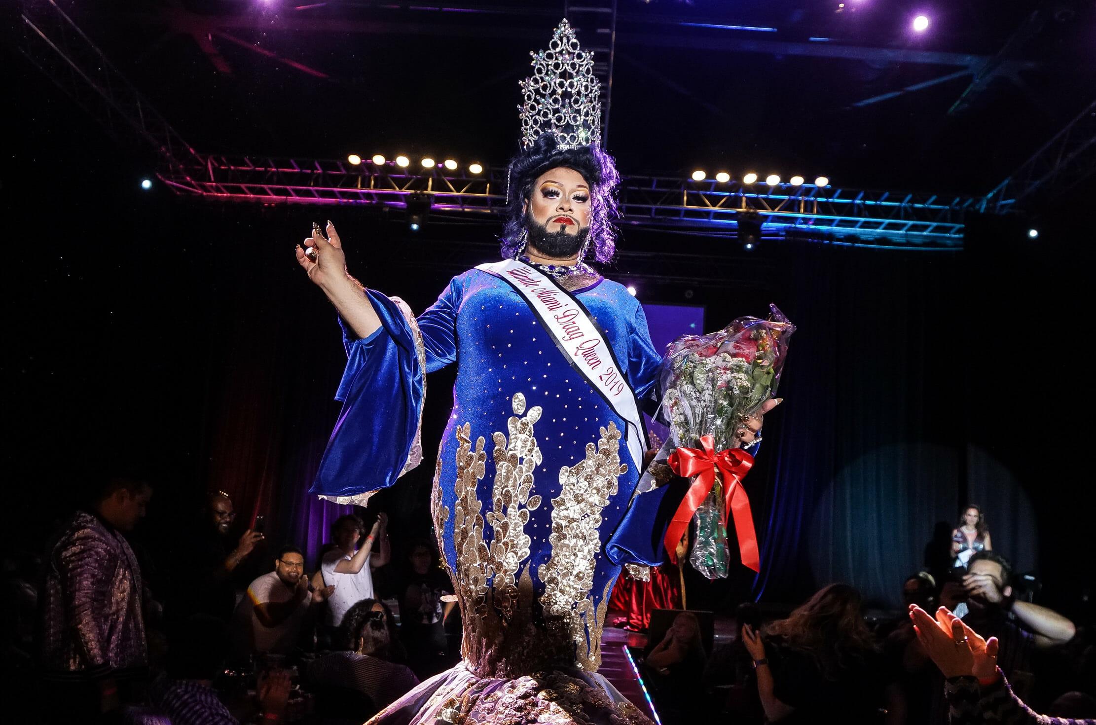 Ultimate Miami Drag Queen Winner
