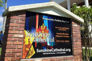 Fort Lauderdale's Sunshine Cathedral