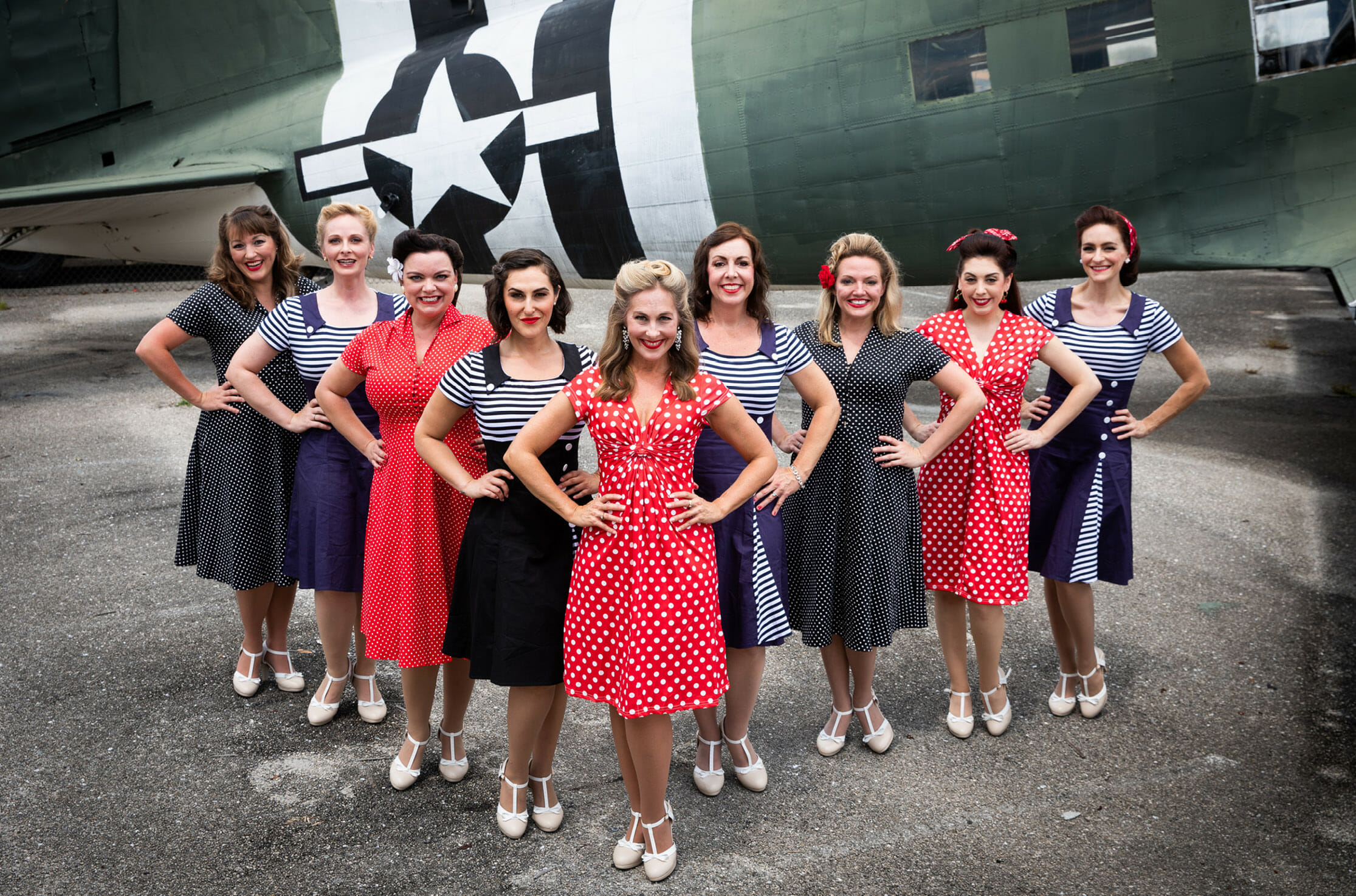 The Victory Dolls Announce Their First Major Production