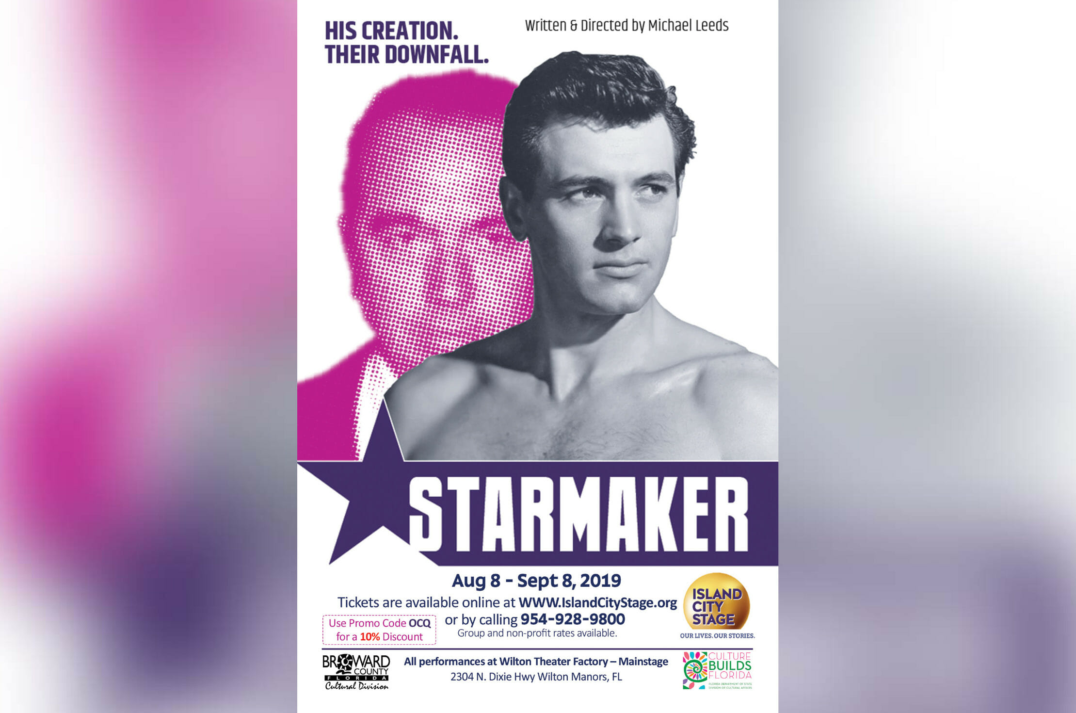 """""""Starmaker"""" by Michael Leeds"""