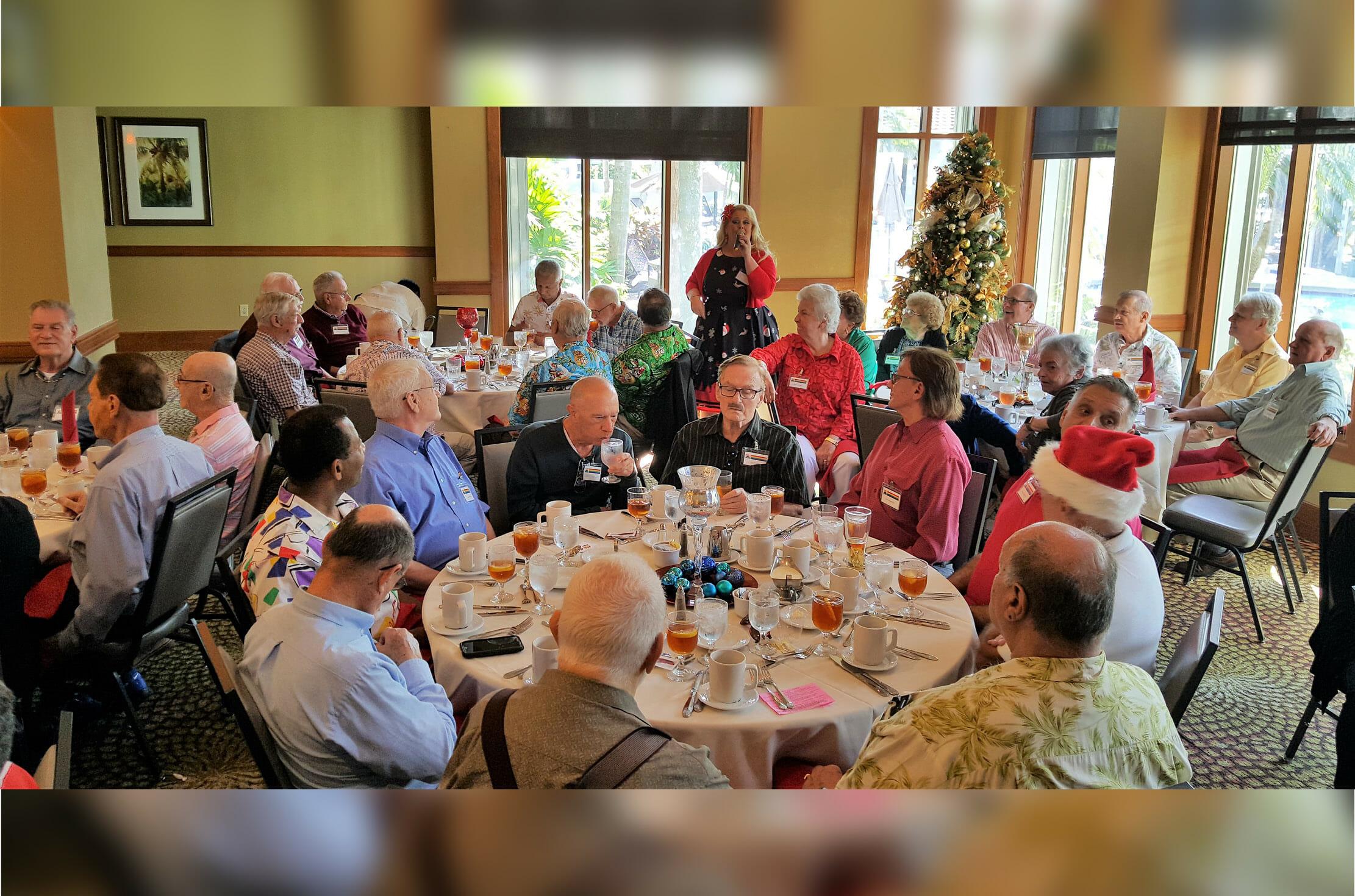 SAGE South Florida Celebrates Its 25th Anniversary