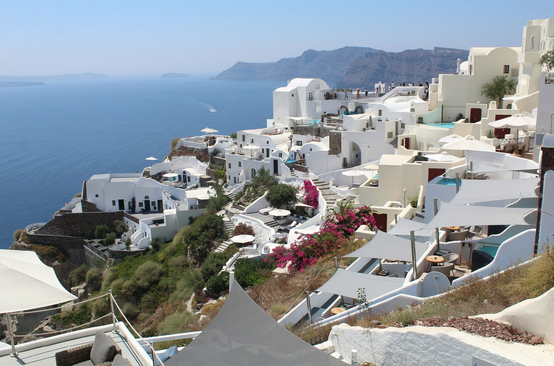 Seeing Greece with Source Events