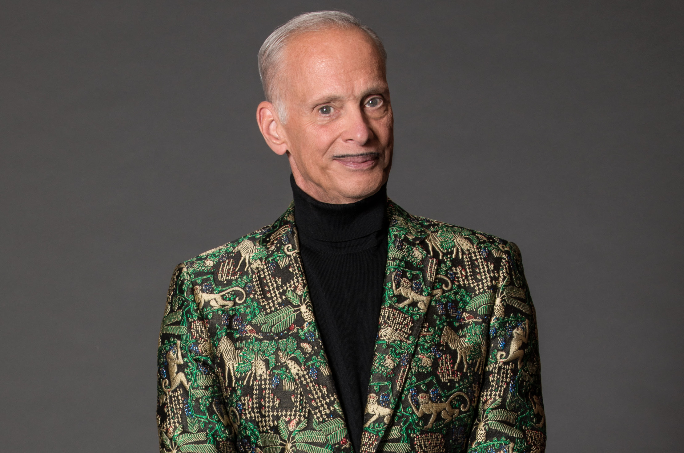 Christmas Greetings from John Waters (November)