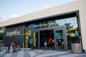 THE POLAR EXPRESS™ Experience on Brightline