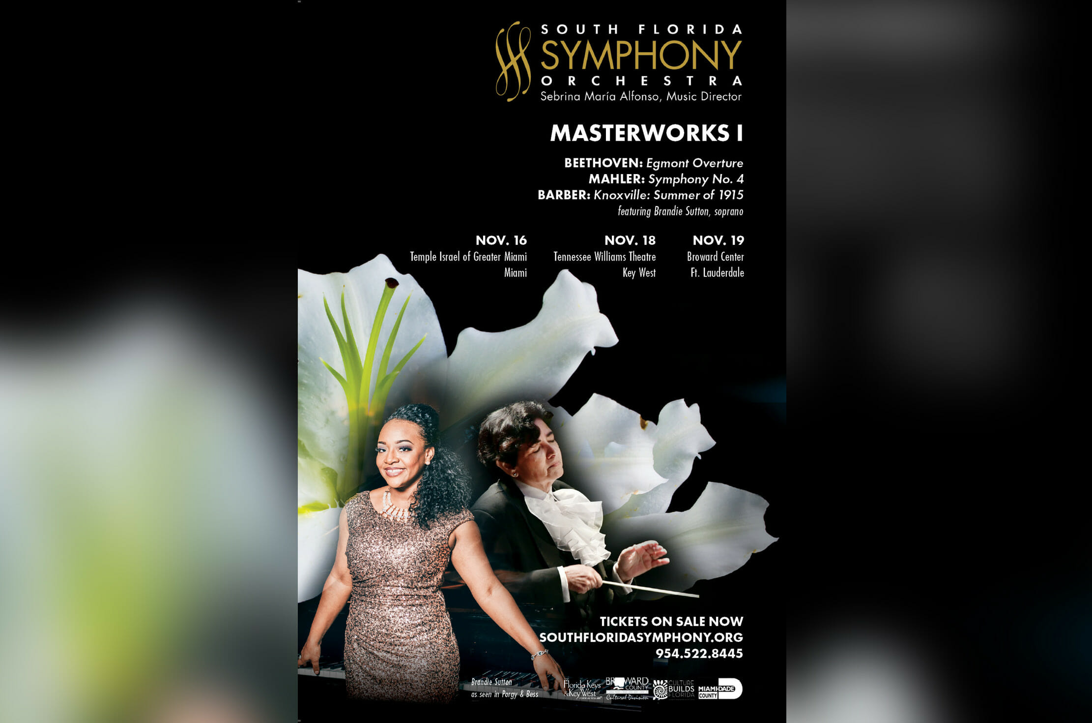 A Night at the Symphony with Brandie Sutton