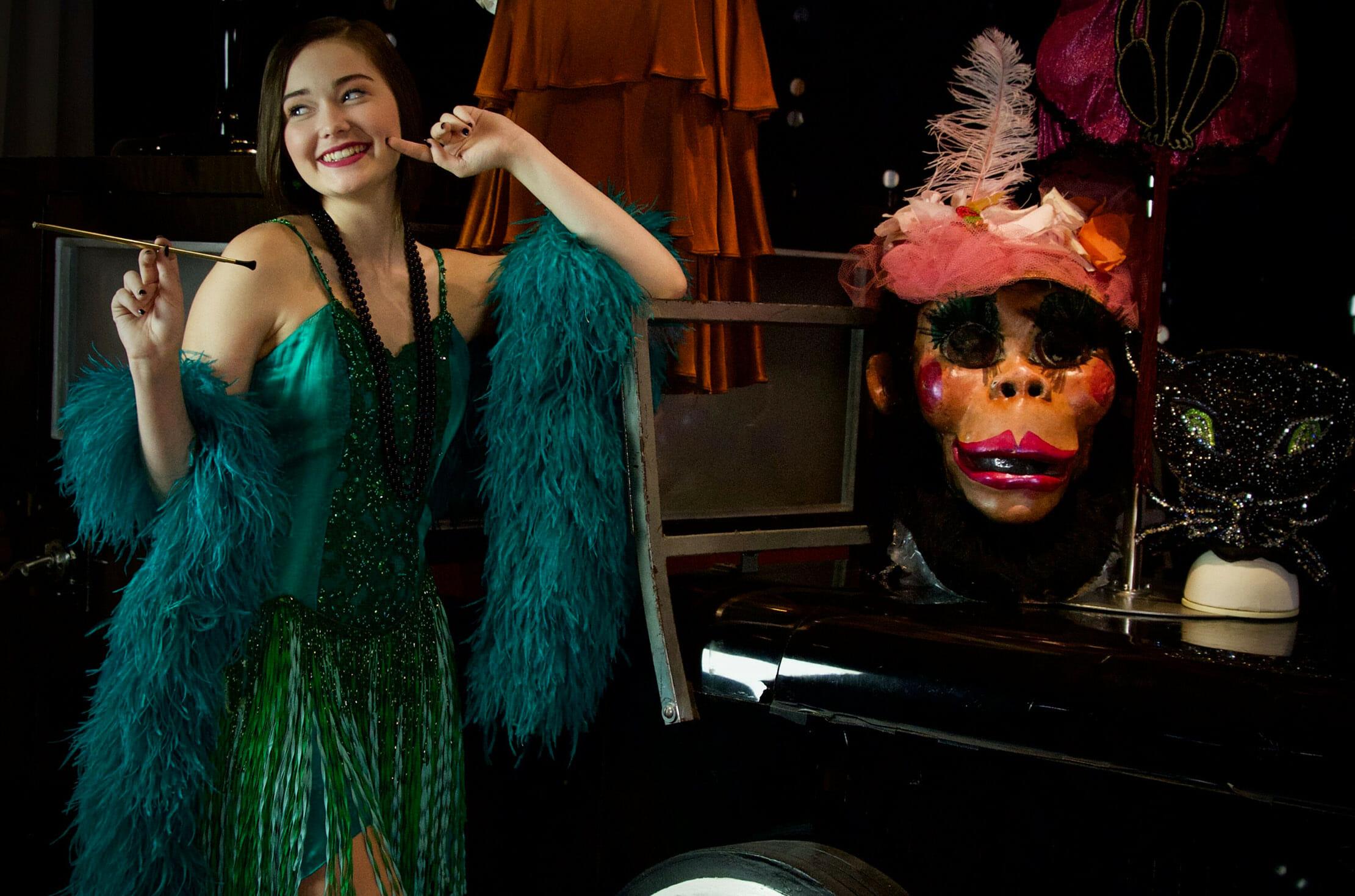 The Wick Costume Museum Celebrates The Roaring Twenties
