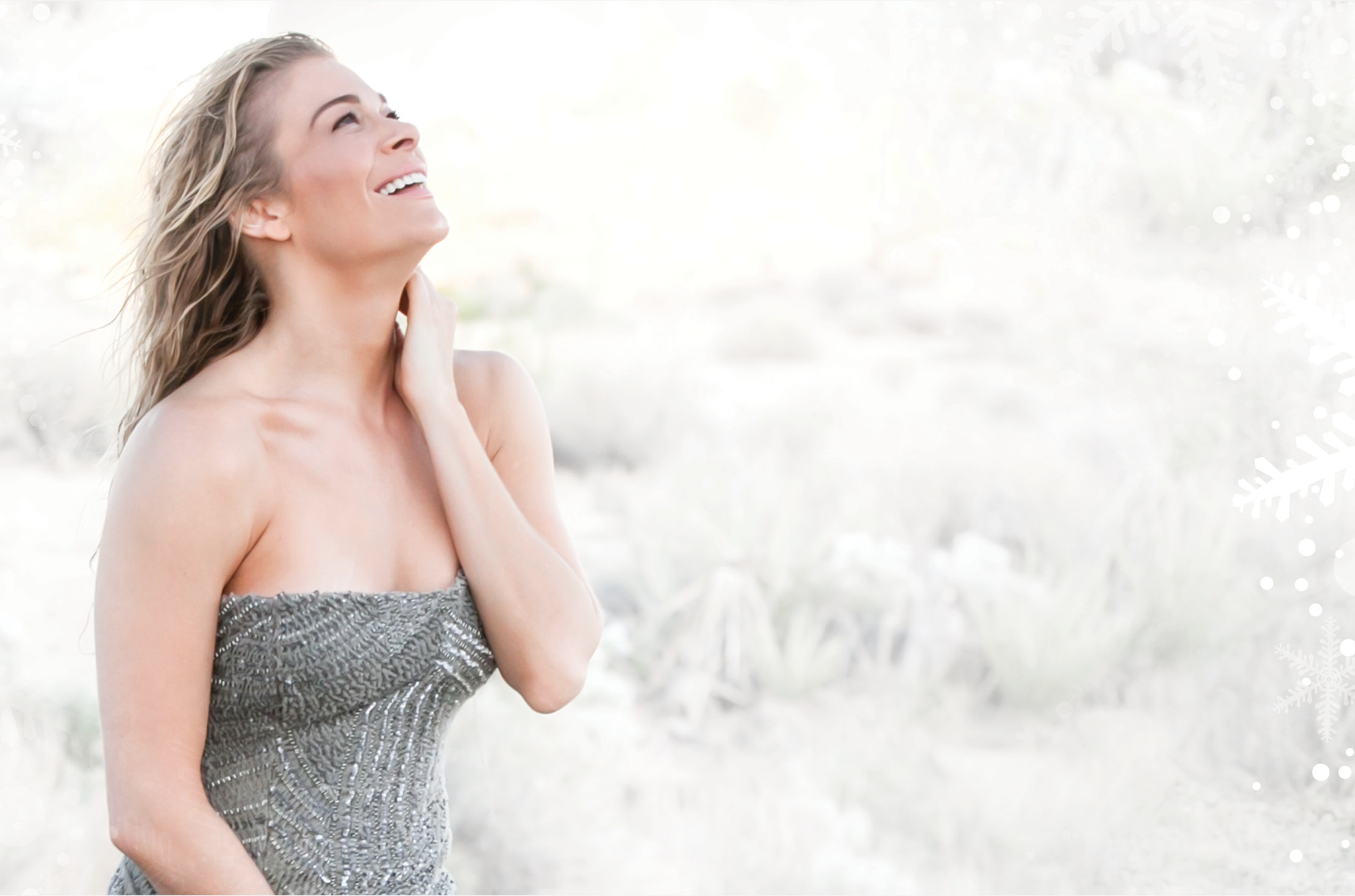 In the Holiday Spirit with LeAnn Rimes