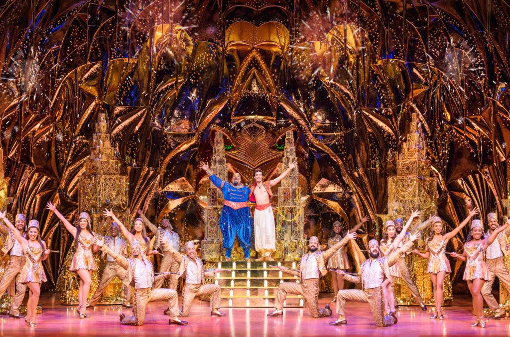 Aladdin-A- Photo by Deen van Meer { Courtesy of Broadway Across America }