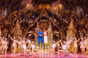 Casting Announced for Disney's Aladdin
