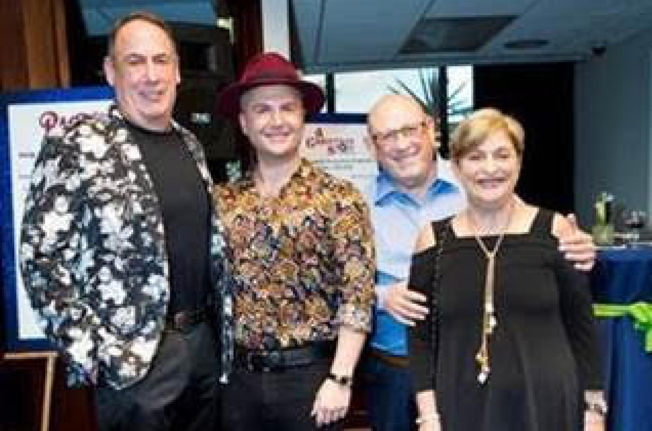 Slow Burn Theatre Company Celebrates its 10th Anniversary