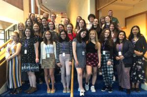 2019-2020 Teen Ambassadors Generate Buzz