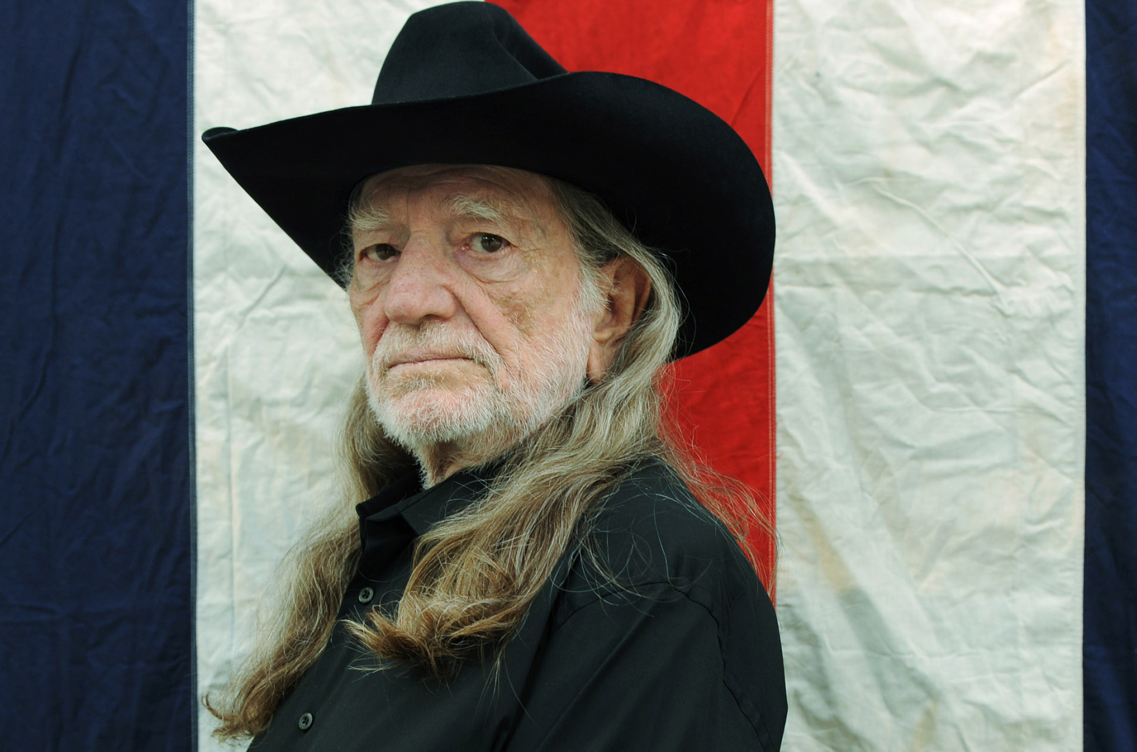 American Country Music Icon Willie Nelson & Family