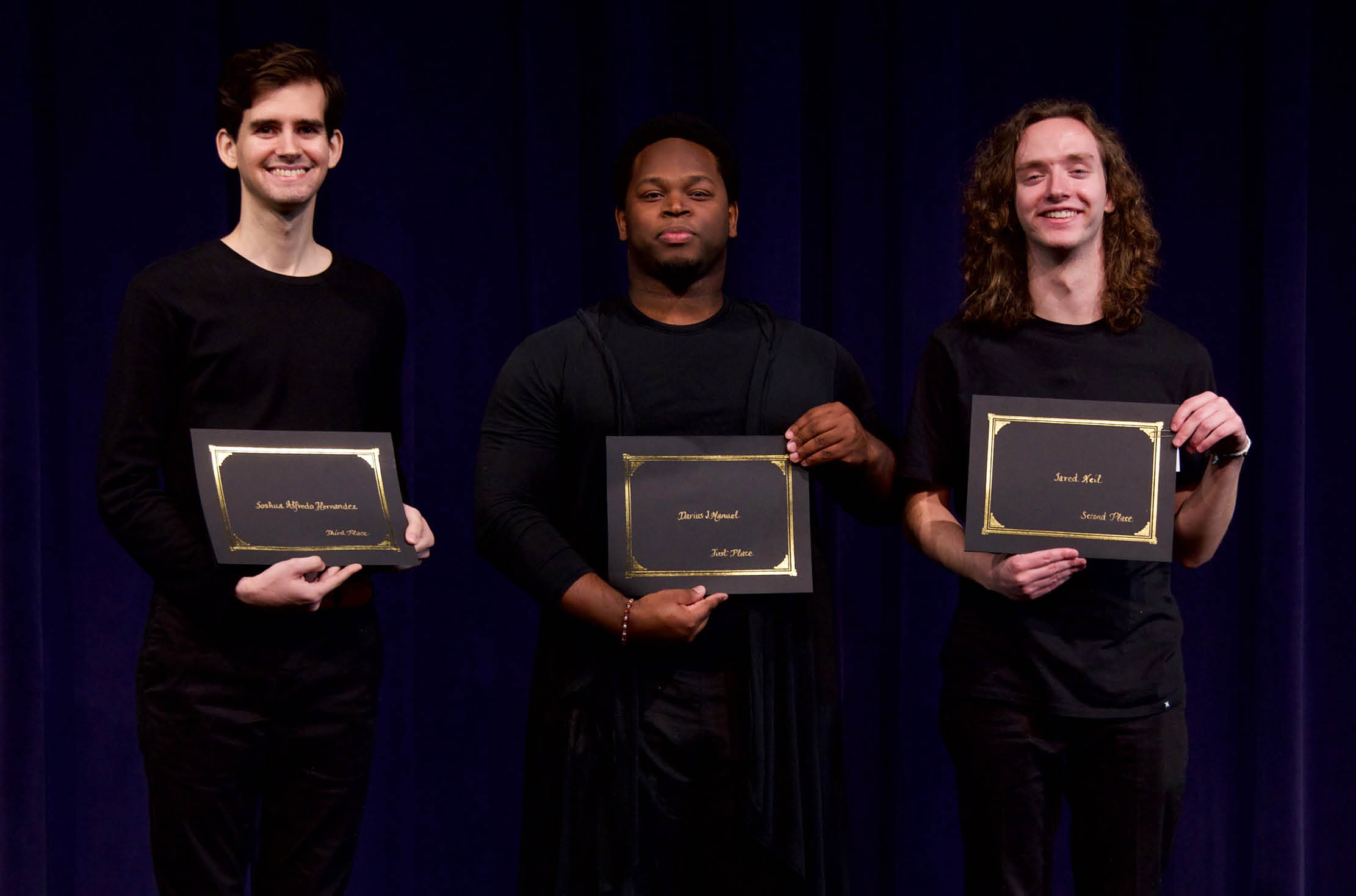 NSAL Announces Musical Theatre Competition