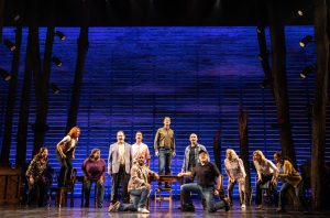 The Producers and the Broward Center for the Performing Arts Present COME FROM AWAY, a Broadway Musical
