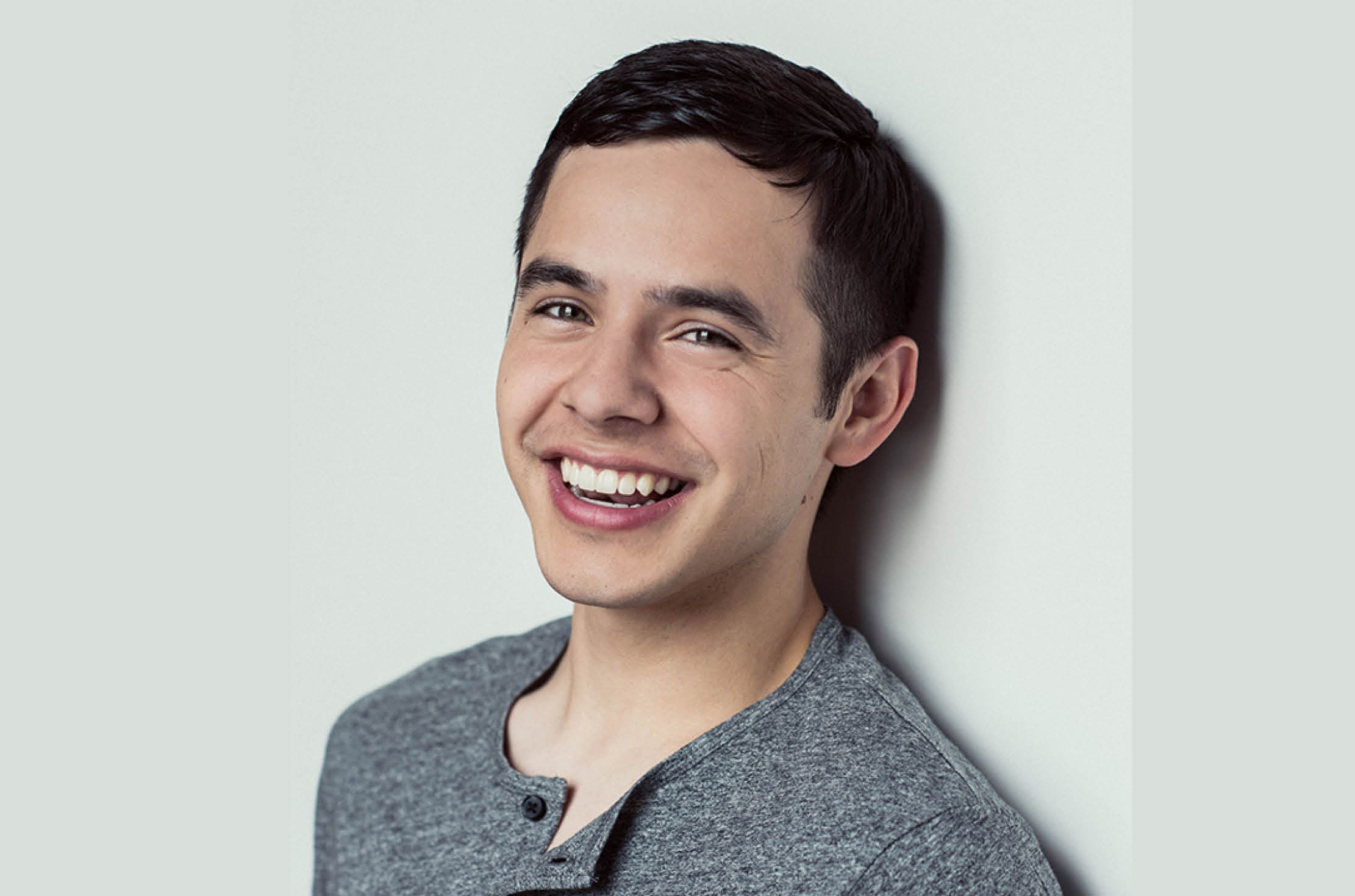 Singer-Songwriter David Archuleta Comes to the Broward Center