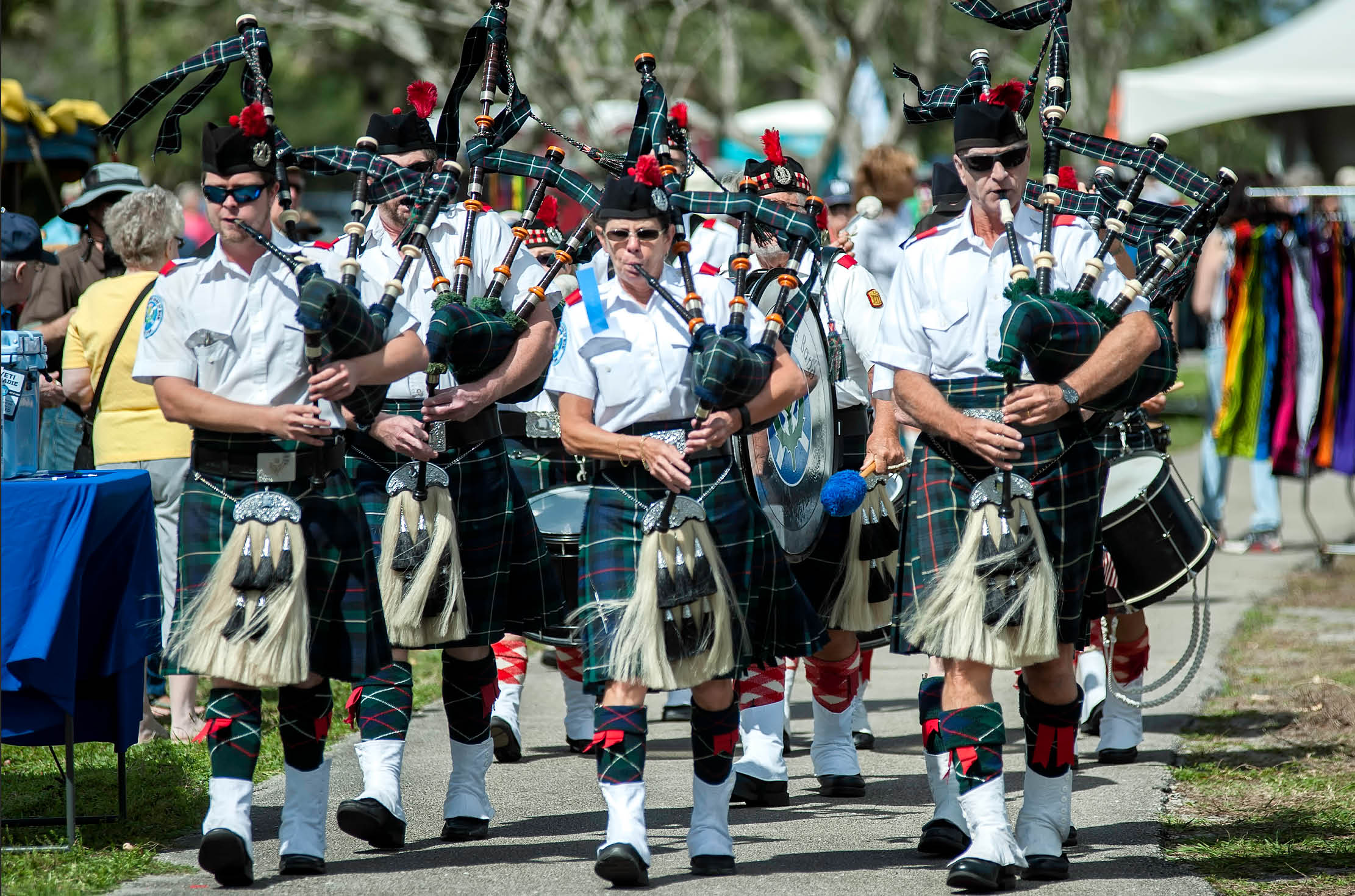 37th Annual Southeast Florida Scottish Festival and Highland Games