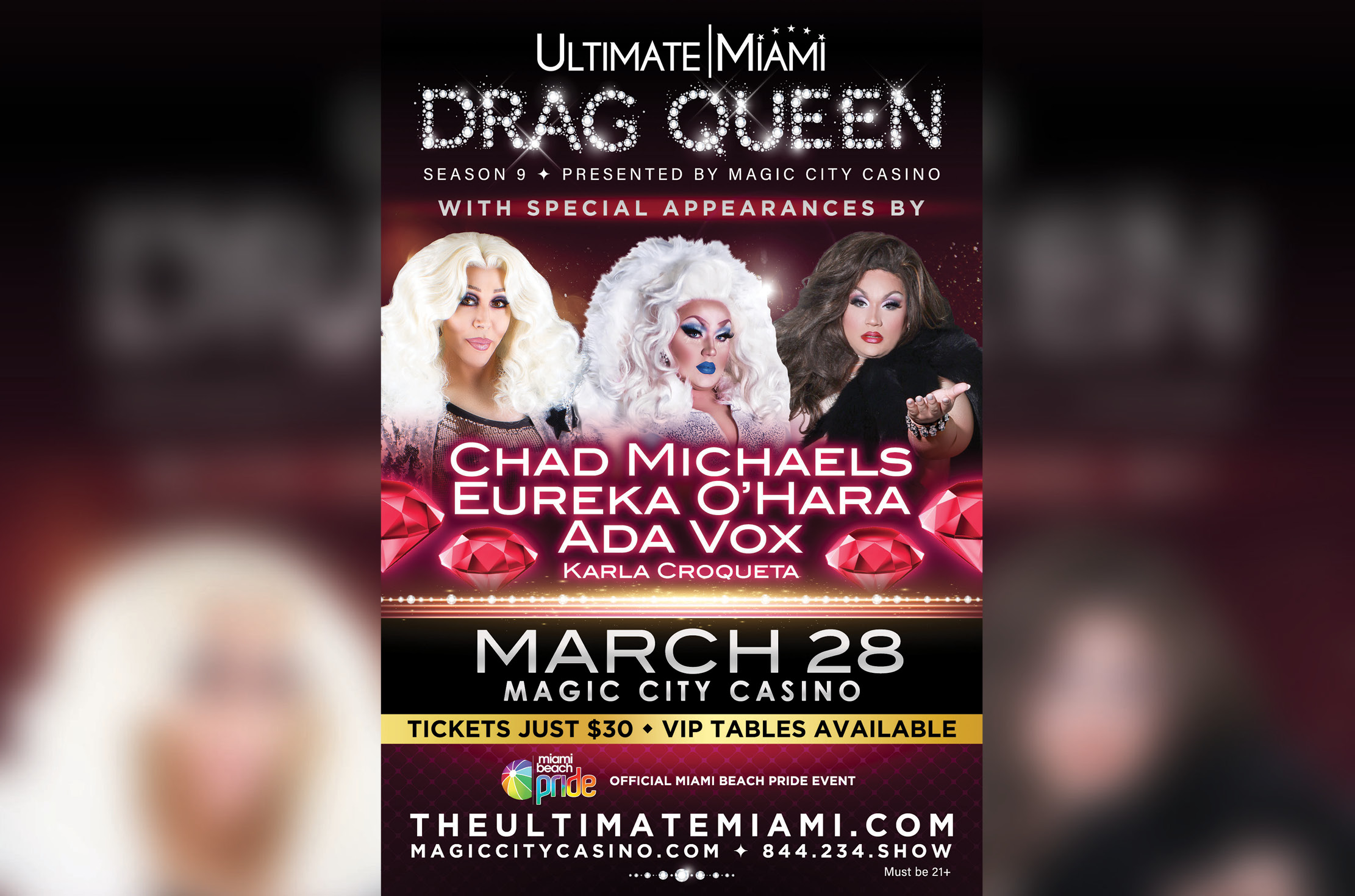 The 2020 Ultimate Miami Drag Competition