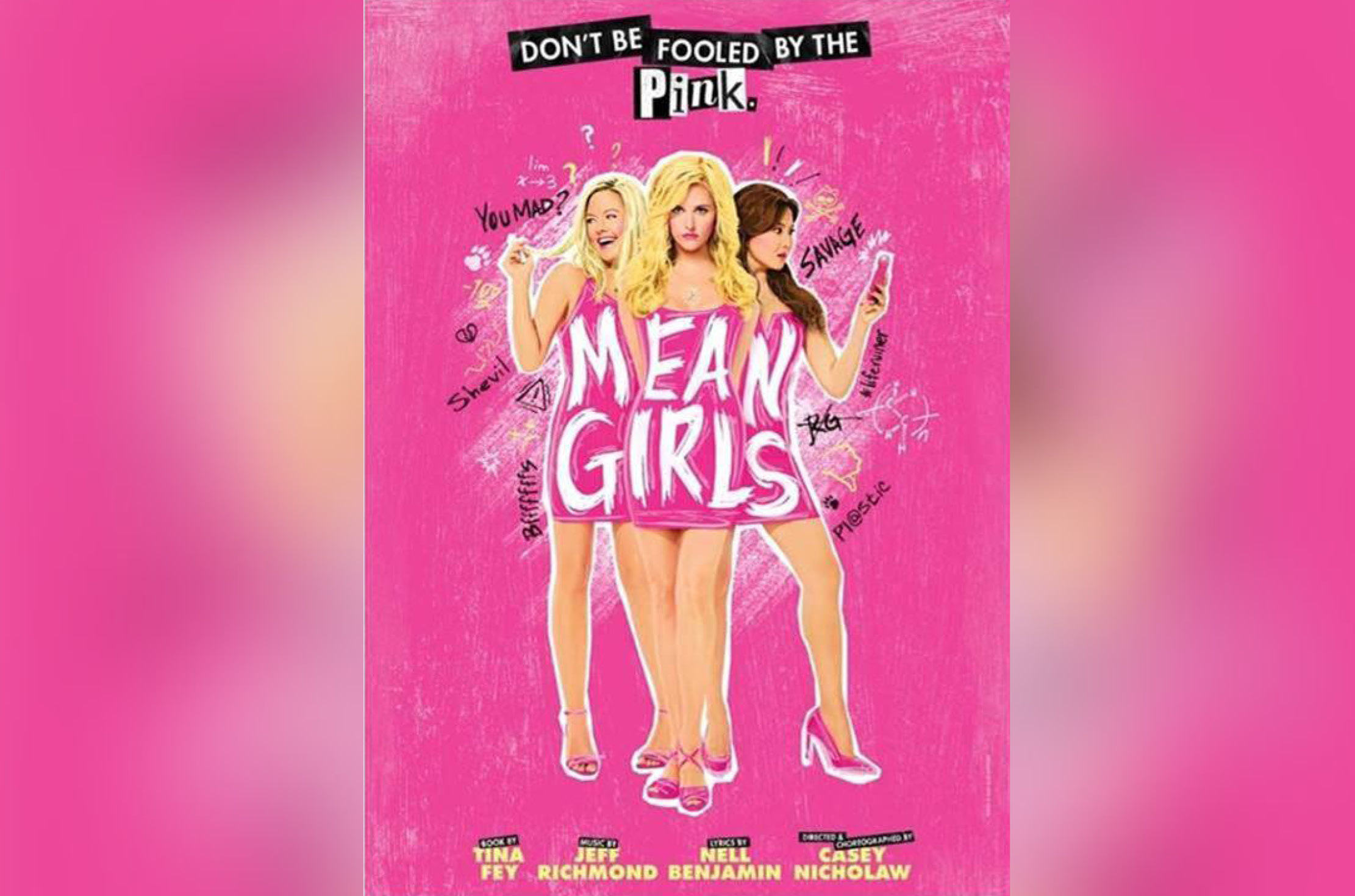 Mean Girls, The New Musical Comedy
