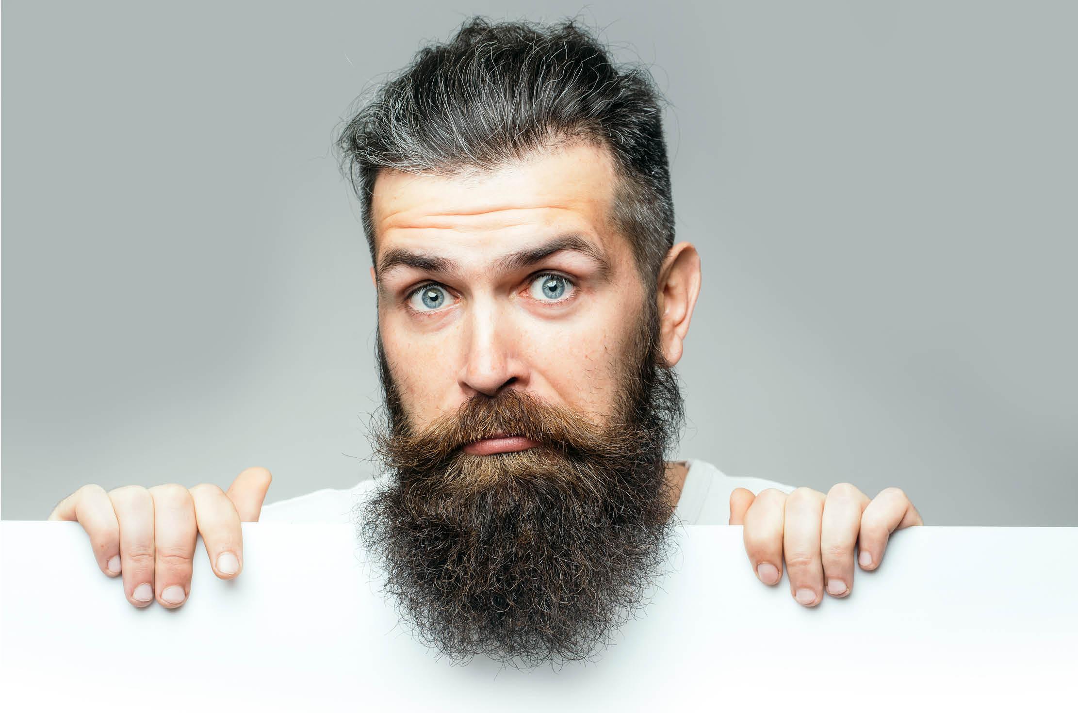 Does Your Beard Really Need It's Own Shampoo?