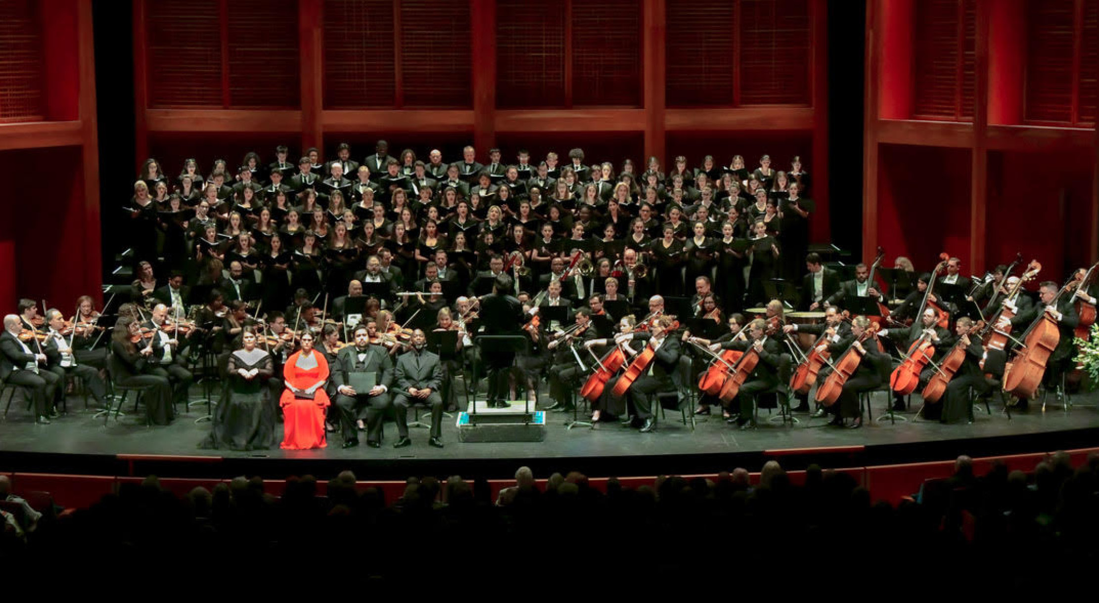 South Florida Symphony Celebrates Beethoven's 250th Birthday With Beethoven Celebration Concert and Gala February 7, 2020 at the Broward Center.