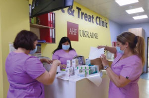 Traditional Mail Gets HIV Meds to Ukrainians