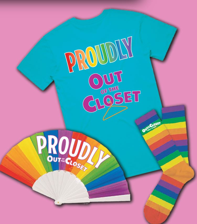 Your One Stop Pride Shop, Now Open!