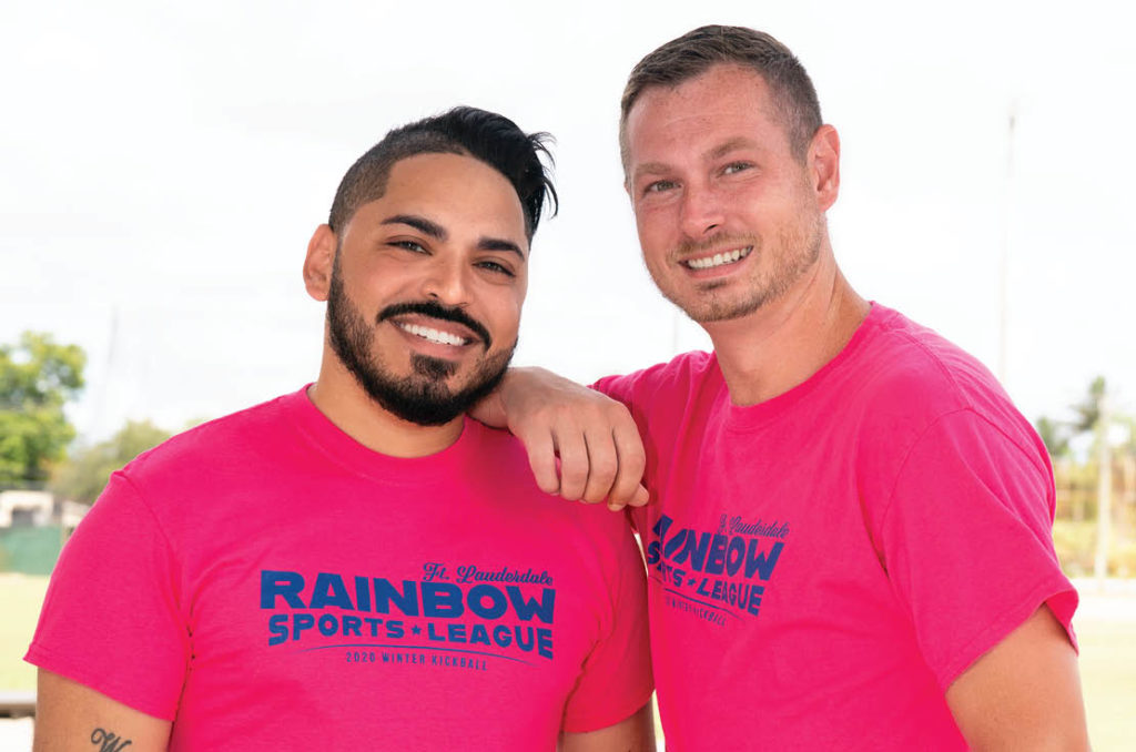 RainbowSportsLeague_Kenneth & Jason