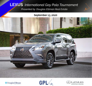 Lexus Announced as Title Sponsor for Gay Polo League Tournament Weekend
