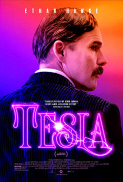 """""""Tesla"""" starring Ethan Hawke"""