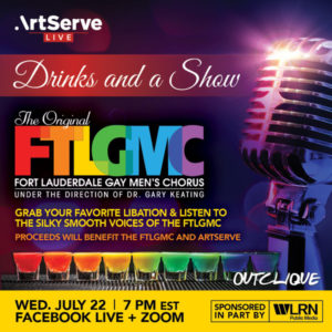 Drinks and a Show with the Fort Lauderdale Gay Men's Chorus