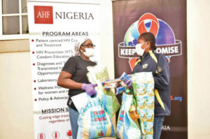 Girls Act Takes On Hunger in Nigeria