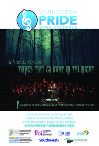 Things That Go Bump In The Night. A Virtual Concert