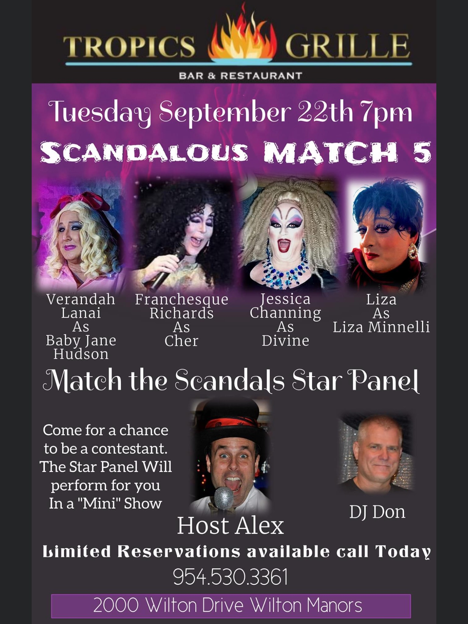 Scandalous Match 5!
