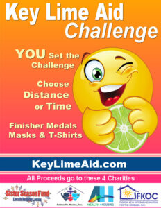 Key Lime Aid Challenge