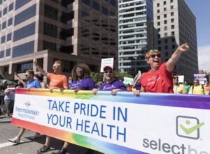 Five Intermountain Hospitals Recognized by The Human Rights Campaign as LGBTQ+ Healthcare Equality Leaders