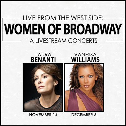 Kravis Center to Offer Virtual Concerts by Women of Broadway: Laura Benanti & Vanessa Williams