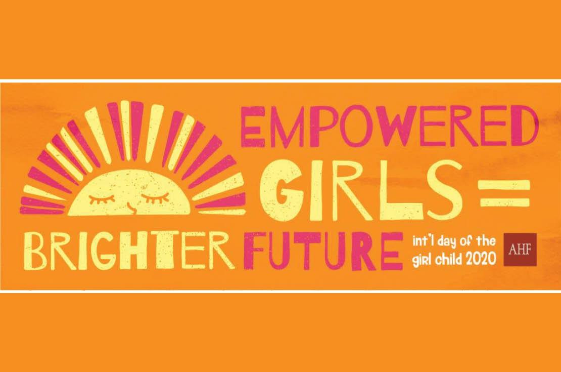 Empowered Girls = Brighter Future!