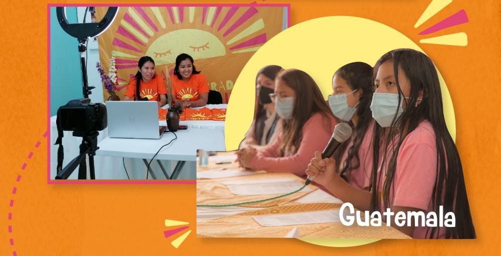 Girls Act Guatemala