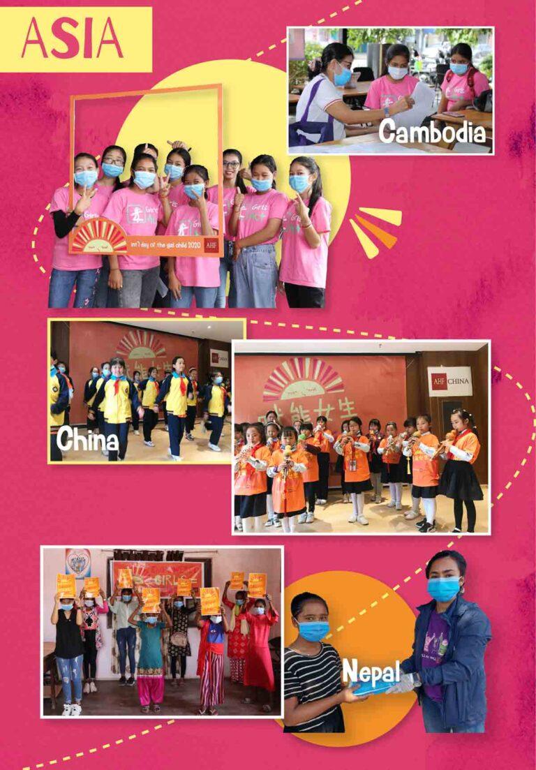 Girls Act Asia