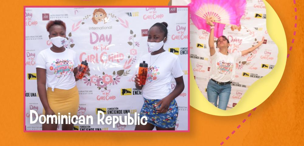 Girls Act Dominican Republic