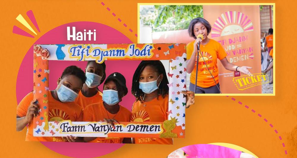 Girls Act Haiti